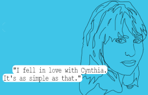 Essential to the Scenes…Cynthia Lennon